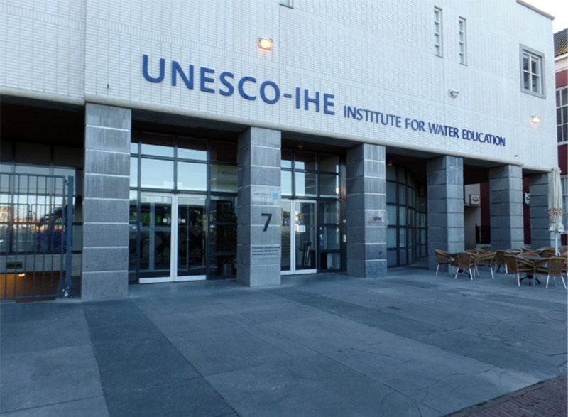 UNESCO Institute for Water Education building